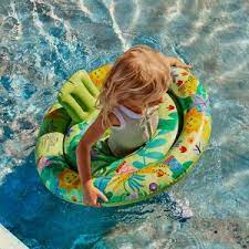 SUNNYLIFE flotador baby jungle