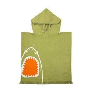 SUNNYLIFE poncho de playa tiburon