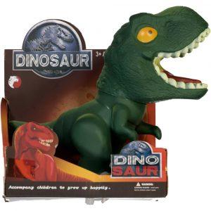 SUIT BEIBI dinosaurio goma t rex