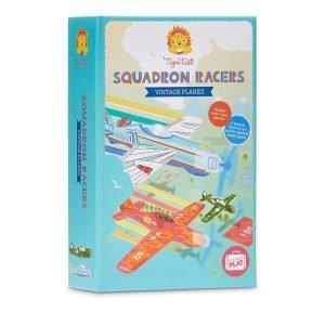 TIGER TRIBE squadron racer vintage