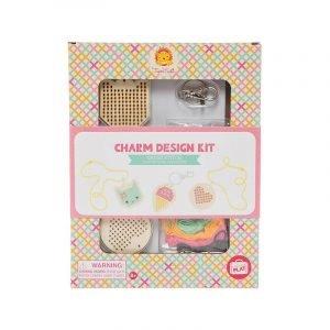 TIGER TRIBE kit charm design
