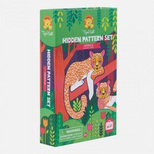TIGER TRIBE hidden pattern set