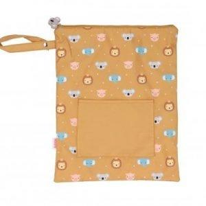 TUTETE bolsa impermeable grande para niños Animal friends