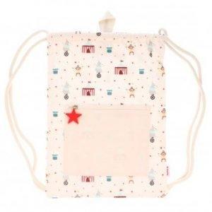 TUTETE mochila saco impermeable para niños Circus