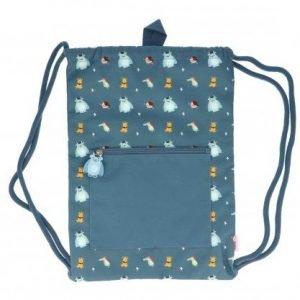 TUTETE mochila saco impermeable para niños Monsters