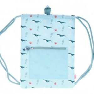 TUTETE mochila saco impermeable para niños Ocean
