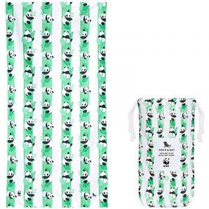 DOCK & BAY toalla wwf panda L